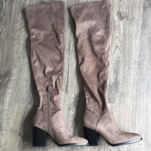 NEW!!! Marc Fisher over the knee boots
